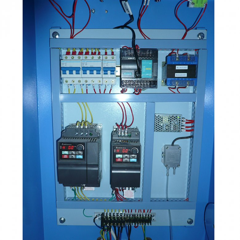供棉系统控制柜-2