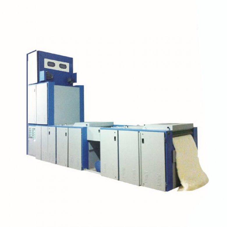 废棉处理生产线