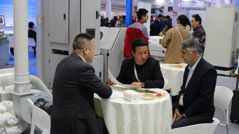 青岛亿祥机械2019年上海国际纺织工业展